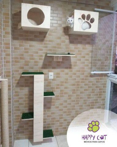 Playground para gatos - Foto 5