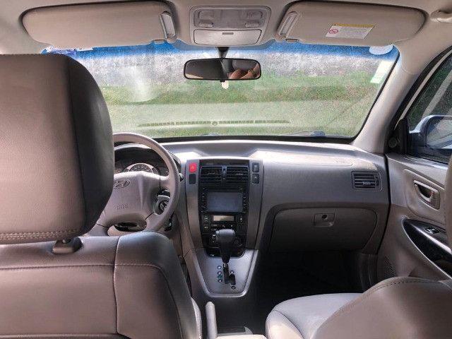 Hyundai Tucson Branca 2014/2015 16V Flex 4P Automático - Foto 14