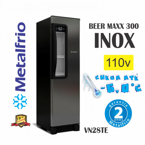 Cervejeira Beermaxx 230 ou 300 Metalfrio