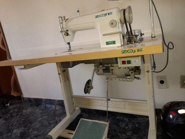 Máquina industrial reta - Foto 2