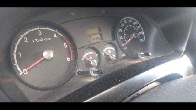 BONGO 2500 2011 rodagem traseira Dupla único dono - Foto 9