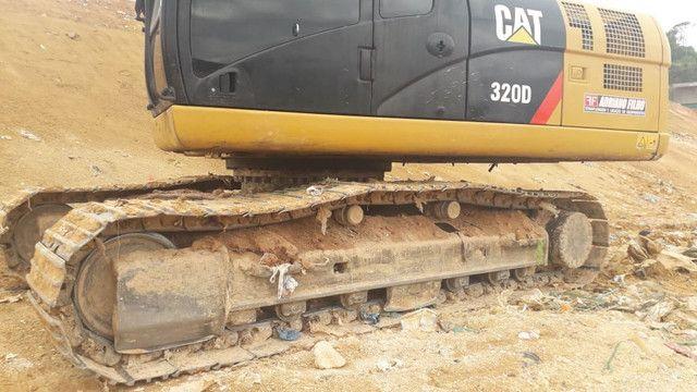 Escavadeira hidráulica Caterpillar - Foto 2