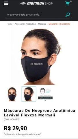 Máscaras Neoprene Mormaii