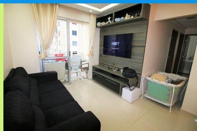 Apartamento 3 Quartos Ponta Negra Condomínio weekend Club - Foto 12