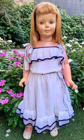 Boneca Amiguinha anos 60.  - Foto 3