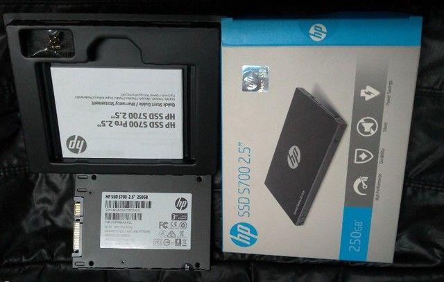 """ssd HP  S700 2,5"""" 250GB - Foto 4"""