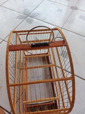 gaiola de passarinho  - Foto 5
