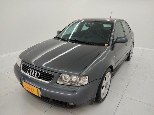 Audi A3 1.8 ! Bancos de Couro ! Extra! - Foto 3