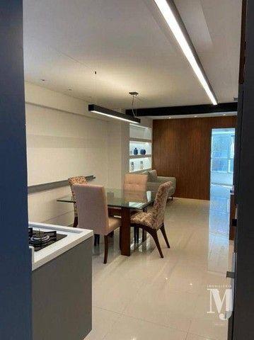 Apartamento com 1 dormitório para alugar, 38 m² por R$ 3.500/mês - Boa Viagem - Recife/PE - Foto 5