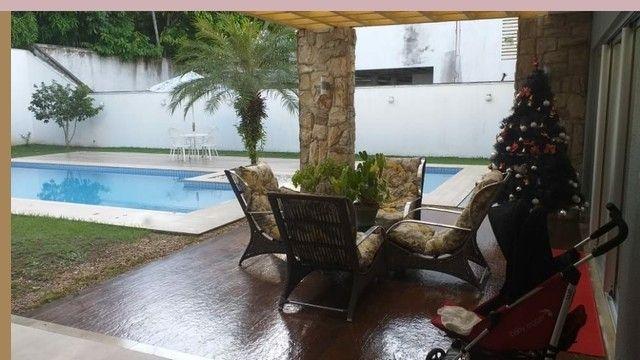 Casa 420M2 4Suites Condomínio Negra Mediterrâneo Ponta aidpmrkoeu ftdqeskuxg - Foto 15