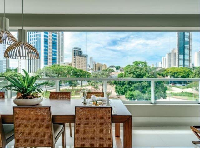 Apartamento à venda com 4 dormitórios em Setor oeste, Goiânia cod:10AP1014 - Foto 10