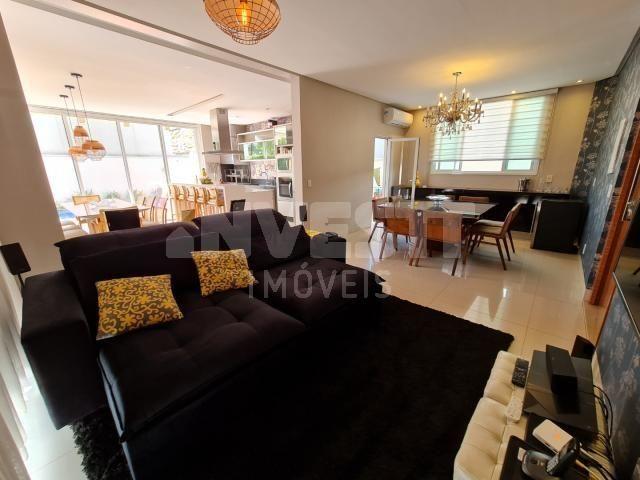 Casa de condomínio à venda com 4 dormitórios em Jardins madri, Goiânia cod:621431 - Foto 4