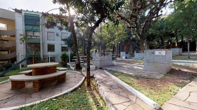 Apartamento à venda com 2 dormitórios em Nonoai, Porto alegre cod:KO179