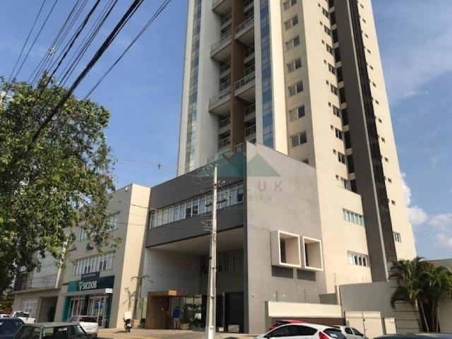 Apartamento com 3 dormitórios para alugar por R$ 2.800/mês - Residencial Omoiru - Foz do I