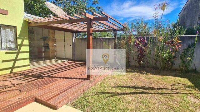 Casa duplex 3 quartos, com amplo quintal/ varanda/ churrasqueira, Enseada das Gaivotas/ Ri - Foto 2
