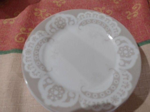 Aparelho de jantar pra 6 lugares modelo renda  - Foto 3