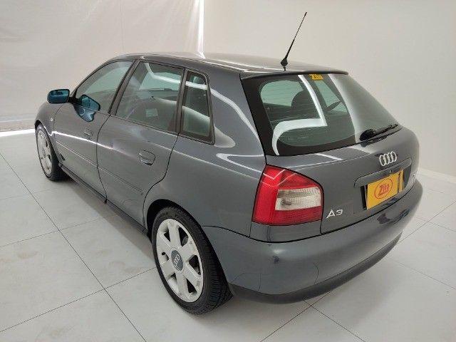 Audi A3 1.8 ! Bancos de Couro ! Extra! - Foto 5