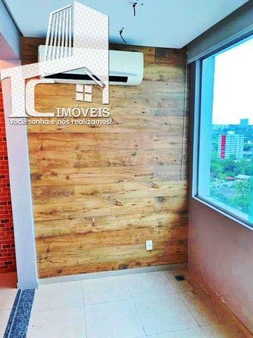 Vendo Apartamento The Sun - Parque 10, próximo ao Detran/110m²/3 Qtos  - Foto 11