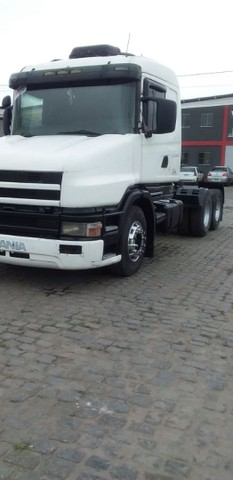 Scania 124 400 2001 - Foto 5