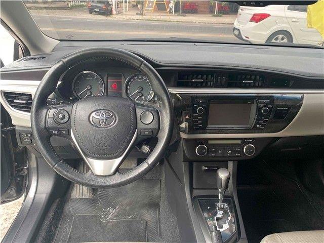 Corolla XEI 2.0 16v (Flex) Automático 2017 - Foto 8