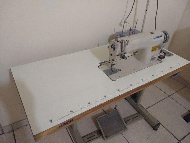 Máquina Industrial Reta seminova - Foto 2