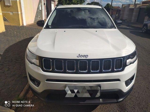 Vendo Jeep Compass Sport 17/18 - Foto 5