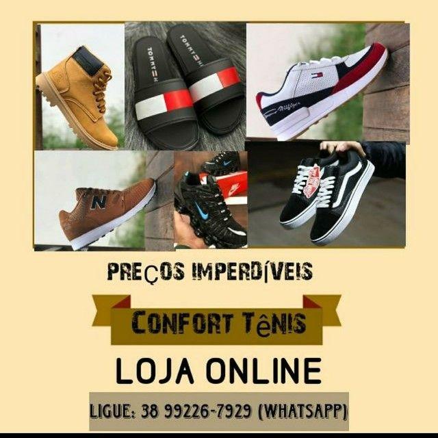 Vendo tênis e sapatos preços de fabrica  - Foto 5