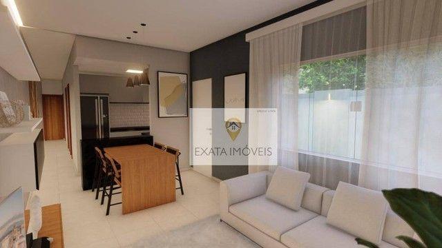 Lançamento! Casas lineares 3 quartos, com piscina/ varanda gourmet, Floresta das Gaivotas/ - Foto 10