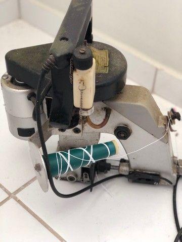 Máquina de costurar e fechar sacos - Foto 2