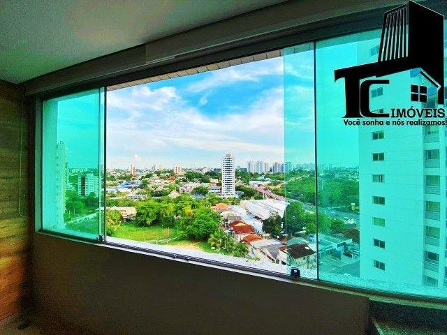 Vendo Apartamento The Sun/8 Andar/110m²/3 suítes Modulados Cortina de vidro na varanda - Foto 17