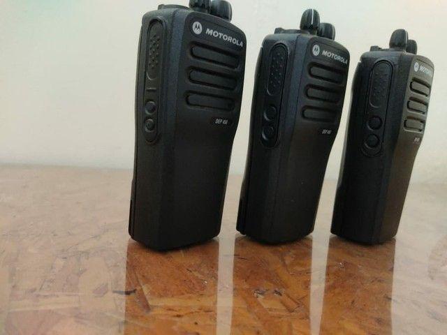 Rádio DEP450 Motorola Preço de 2 unidades
