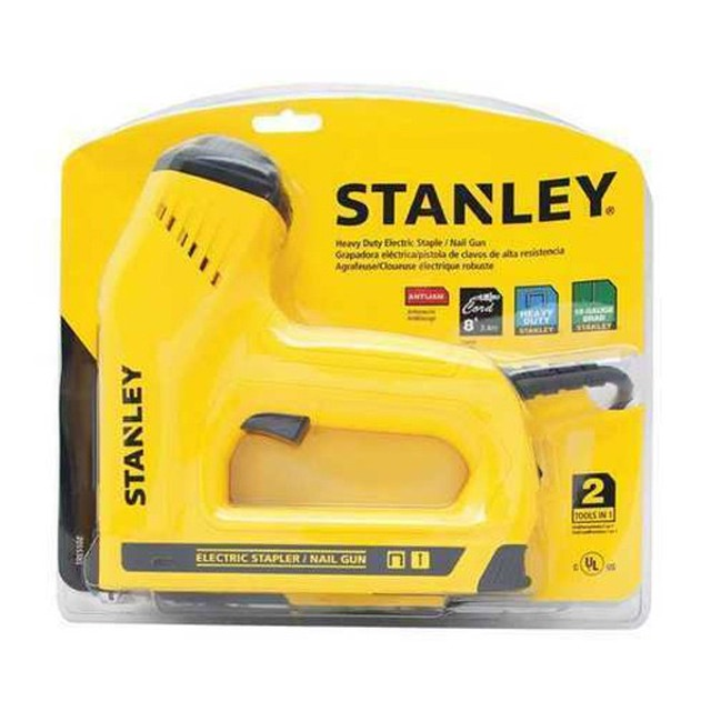 Grampeador Pinador Elétrico 220V Stanley - Foto 2