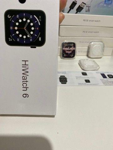 Capa Capinha  Película Case   protetora Apple Watch 44mm Relógio  4/5/6 iwo