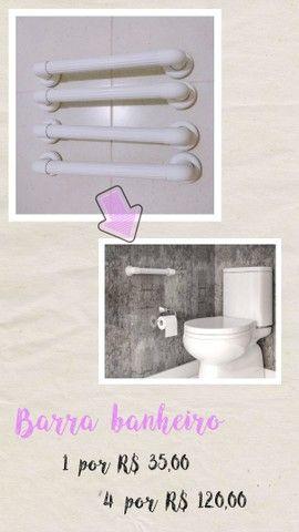 Barra de banheiro  - Foto 2