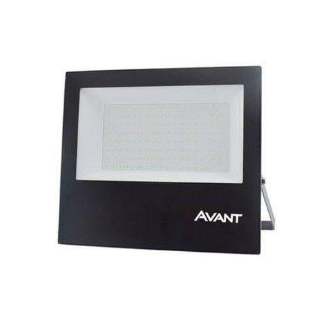 Refletor Led Holofote 100w Branco Frio 6500k Ip65 Slim Avant - Foto 3