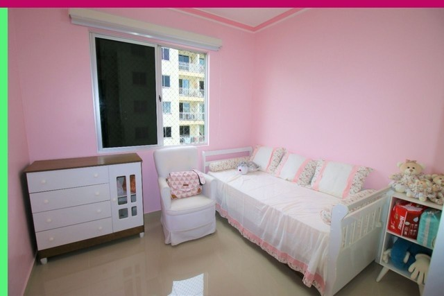 Condomínio weekend Club Ponta Negra Apartamento 3 Quartos - Foto 4