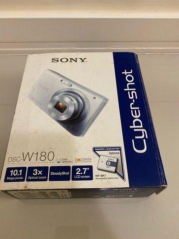 Camera Digital Sony W180