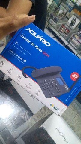 Telefone Rural 2 Chips Entrega Grátis - Foto 4
