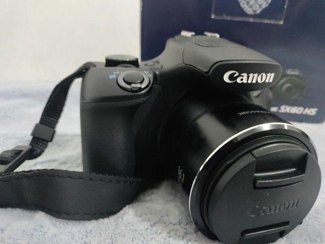 Canon  SX60 HS - Foto 5