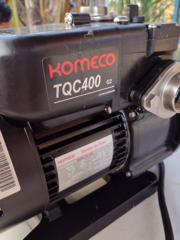 Bomba pressurizador TQC 400