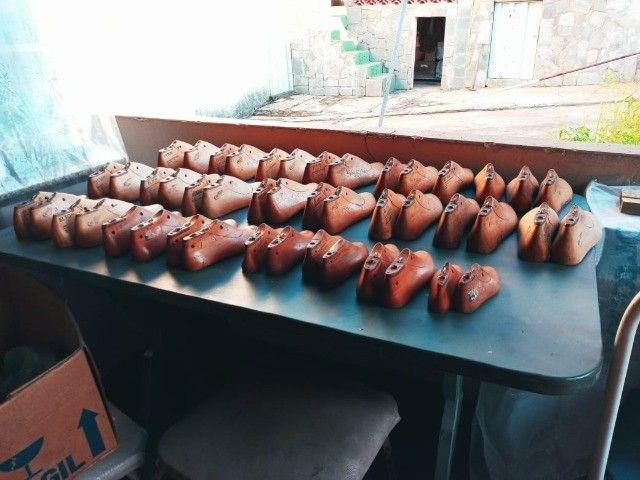 Formas de sapato em madeira  - Foto 5
