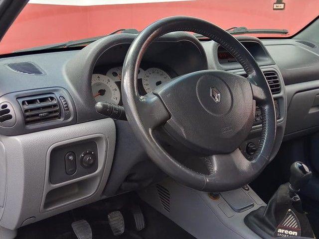 RENAULT CLIO PRIVILEGE 1.6 16V - Foto 8