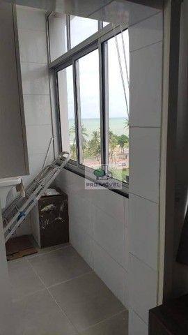 Excelente apartamento para locação com vista pro mar - Foto 8