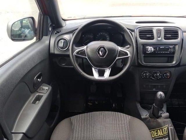Renault SANDERO Life Flex 1.0 12V 5p Mec. - Foto 10