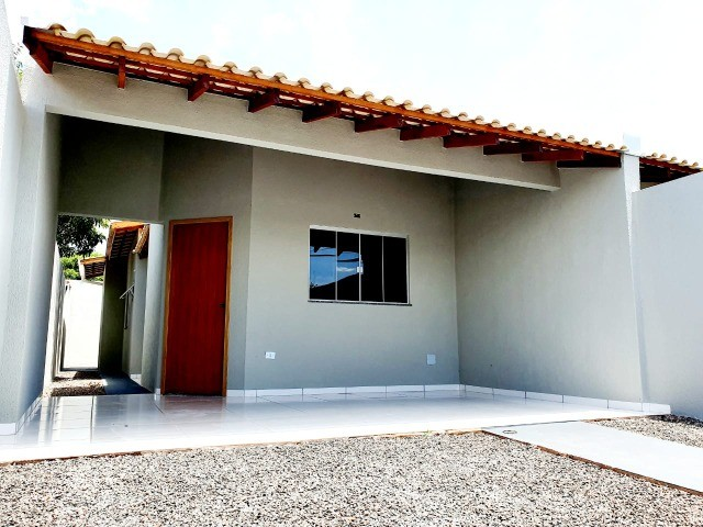 Linda Casa Santa Monica com Suíte - Foto 2