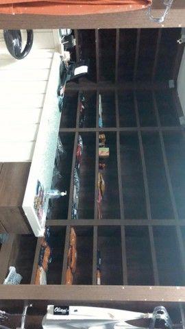 Mobilia completa e sistema antifurto para loja - Foto 3