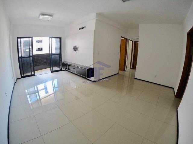 Apartamento completo de móveis fixos, 3 quartos (1 suíte) - Edifício Leblon - Jatiúca