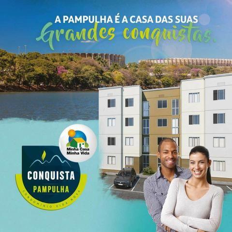 More à 1,5Km da Lagoa da Pampulha