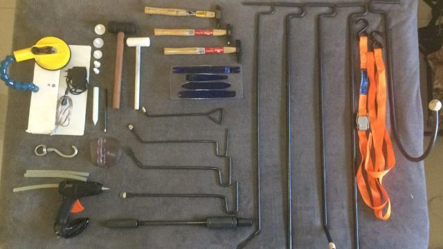 Kit martelinho de Ouro + kit americano