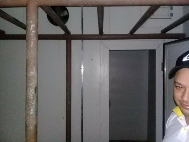 Câmara fria capacidade para 25 boi